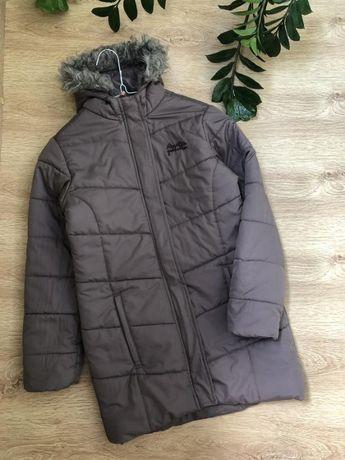 Тёплая удлиненная куртка 10-12 лет Regatta