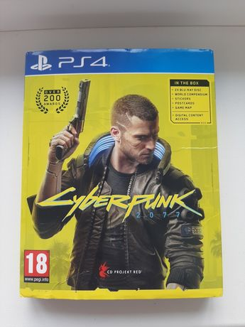 Cyberpunk 2077 (PS 4., PS 5)