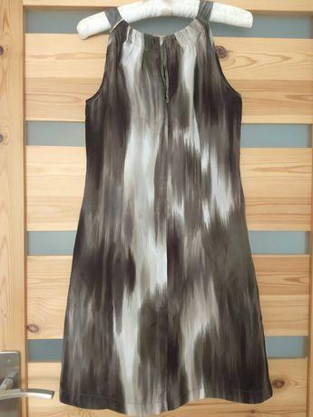 Sprzedam sukienkę z jedwabiu