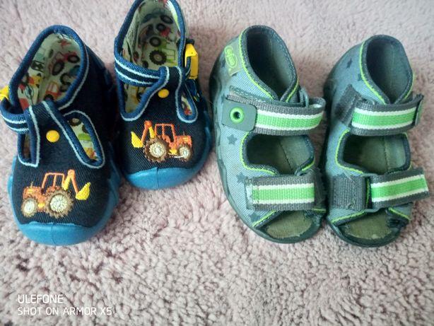 Buty sandałki 18 20