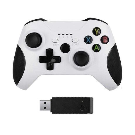 Comando Gamepad Wireless Sem Fios 2.4G Universal PS3/Xbox One