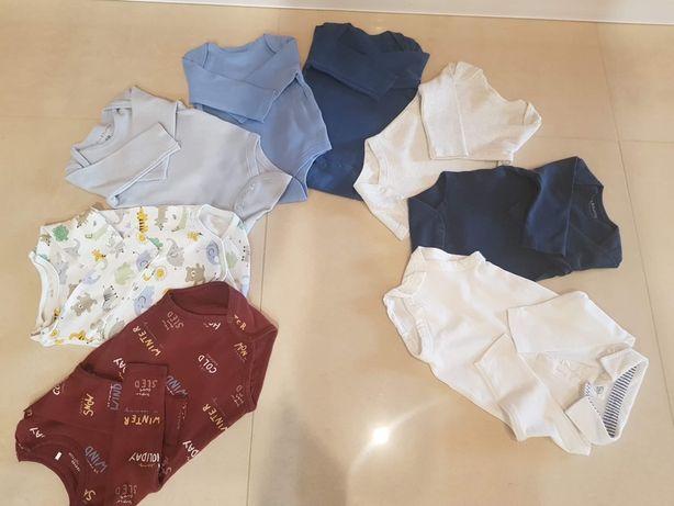 Ubranka dla chłopca 56-68