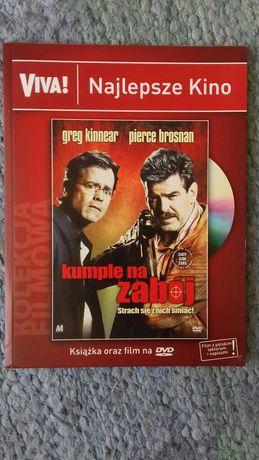 "film DVD ""Kumple na zabój """