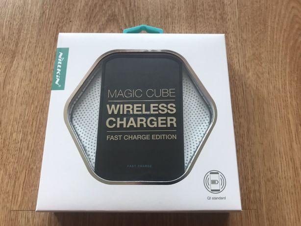 Ładowarka indukcyjna Fast Charge Nillkin Magic Cube iPhone Samsung