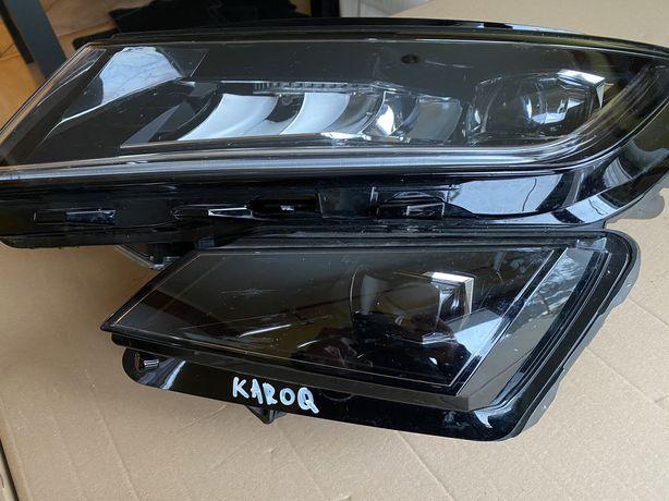 Lampa Skoda Kodiaq 566.941.015.E Lewy przód -Full Led-