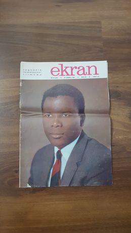 Tygodnik filmowo-telewizyjny Ekran * nr 24 * 15 czerwca 1969 ***
