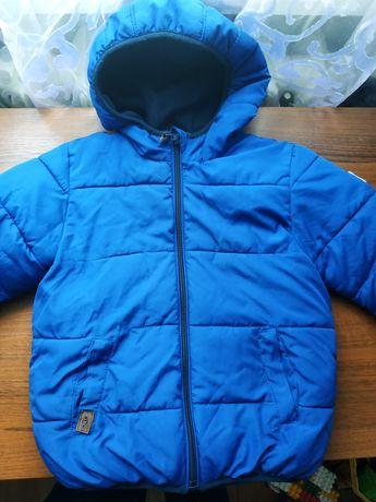 Зимняя куртка next на мальчика 3-4 года в хорошем состоянии