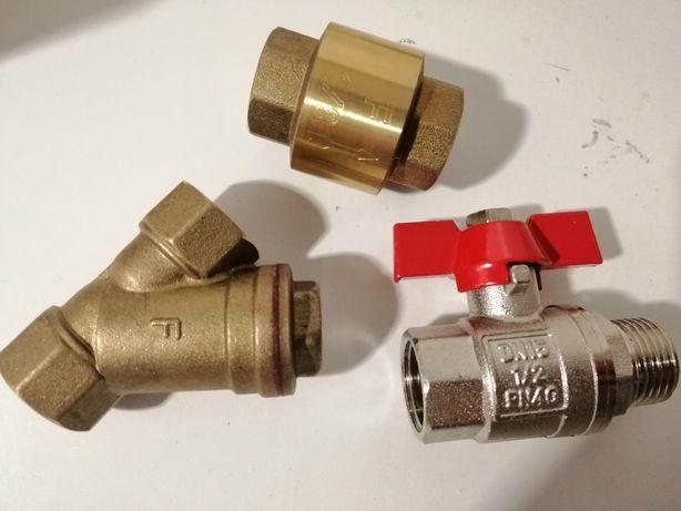 Комплект для подключения счетчика (водомера)