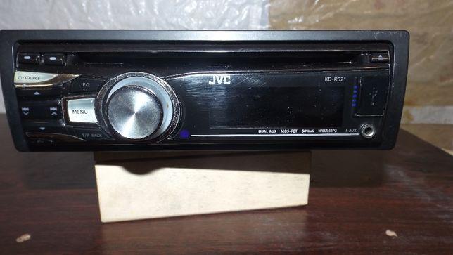 radio JVC KD-R521