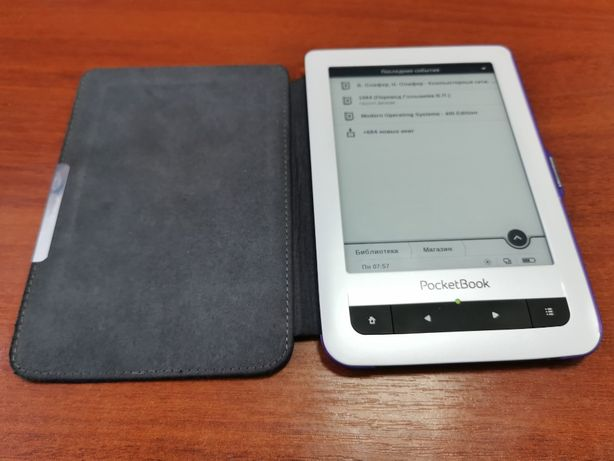 Электронная книга PocketBook 623 Touch Lux