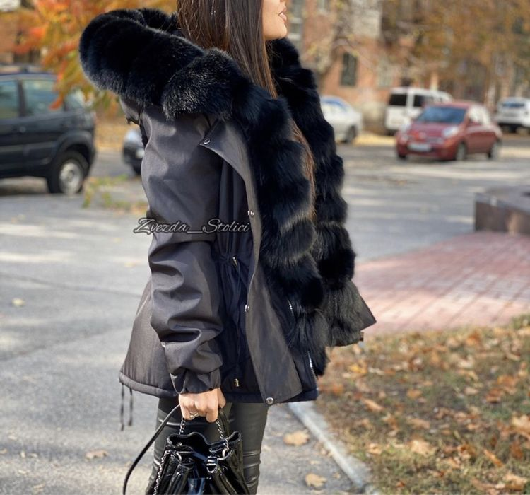 Куртка парка зимняя Киев - изображение 1