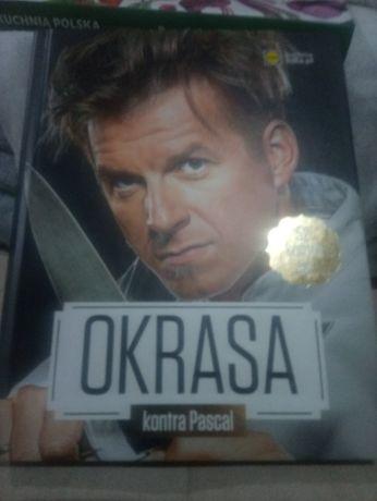 Książka kucharska Pascal Okrasa