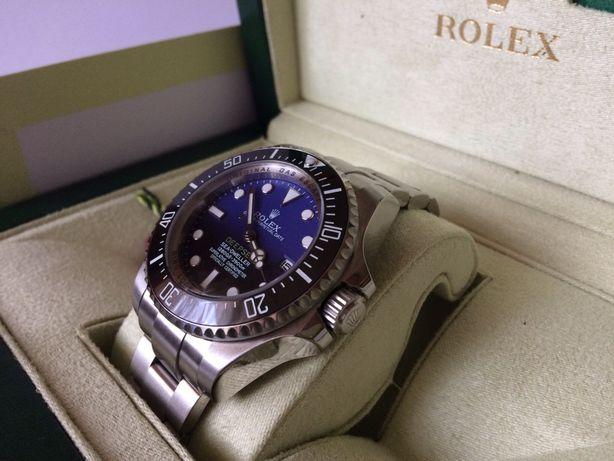 ROLEX Oyster Perpetual DeepSea / Sea-Dweller D-Blue ETA2671 komplet