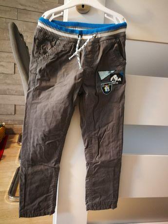 Spodnie Palomino C&A ocieplane 116