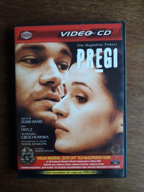 Pręgi Film DVD Piekorz polski angielski