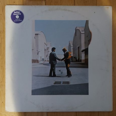 Pink Floyd, Wish You Were Here, BLUE, Ger, 1977, bd++/bdb--