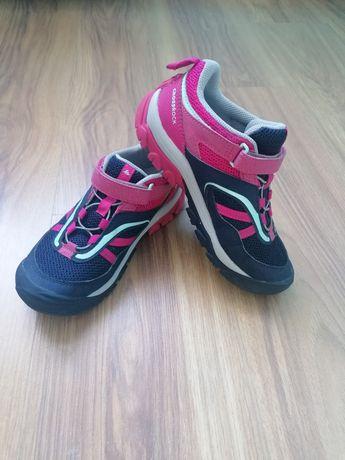 Buty trekkingowe dla dziewczynki, 33