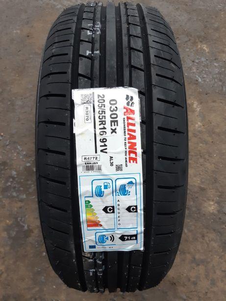 Нові шини Alliance 205/55 R16 [91]V 030Ex