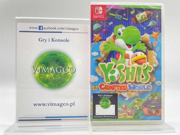 Yoshi's Crafted World Nintendo Switch Sklep Vimagco Bydgoszcz PROMOCJA