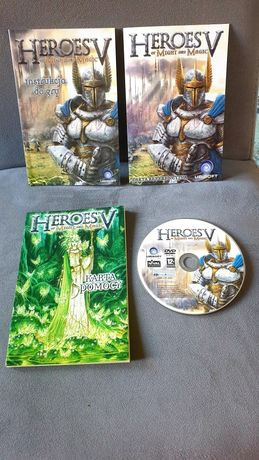 Heroes V gra na PC