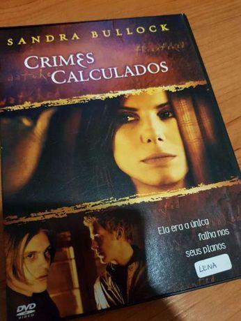 DVD: Crimes Calculados