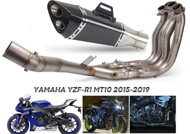 Wydech Tłumik Sportowy Yamaha MT10 YZF R1 Komplet Akrapovic SC Project