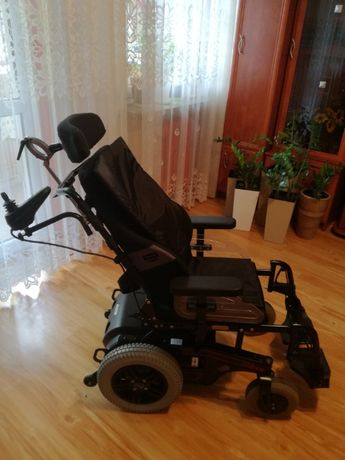 Elektryczny wózek inwalidzki Firma Ottobock Model B400