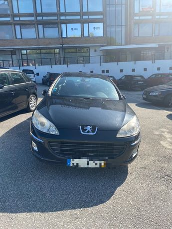 Carro Peugeot 407 bom estado