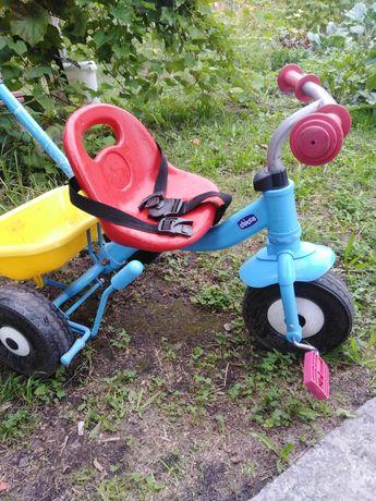 Rowerek 3 kołowy Chicco