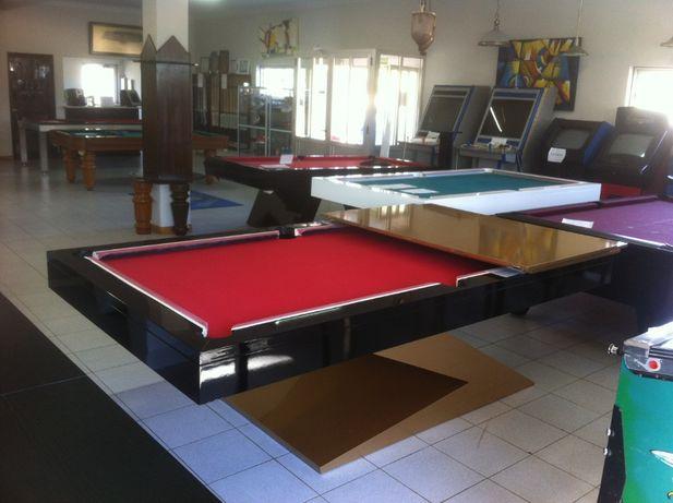 Bilhar / Snooker em Z Novo