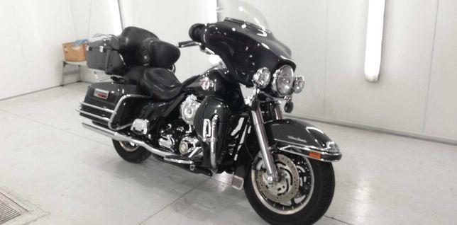 Vendo Harley-Davison Ultra Classic