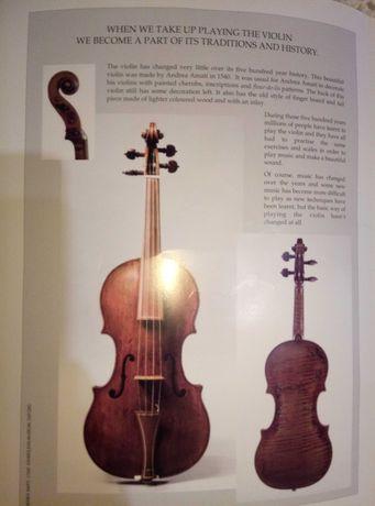 Ноты для скрипки. Роберт Трори.Violin playing. Robert Trory. Book one