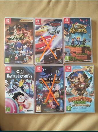 Vários Jogos Nintendo switch