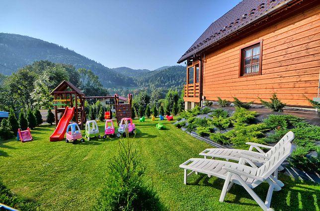 Domki domek w górach, apartament góralski w centrum Szczyrk Beskidy