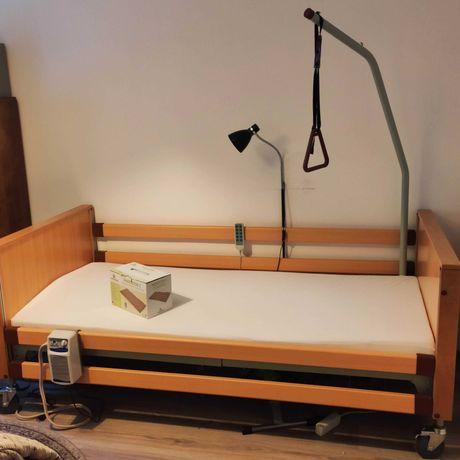 Łóżko rehabilitacyjne - używane