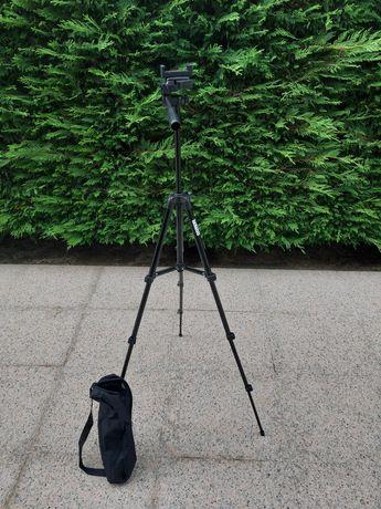 Tripé Para Smartphone ou Máquina Fotográfica (Altura max. 1,27m)