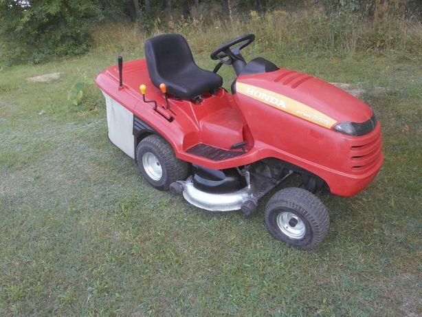 Traktorek kosiarka HONDA 2415 15km V-twin manual kosz kiper