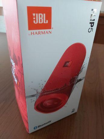 Głośnik przenośny JBL Flip 5 wodoodporny