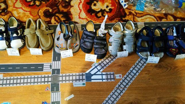 Детская обувь нашего малыша
