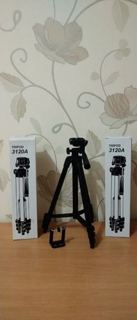 Штатив для телефона и фотоаппарата Tripod 3120
