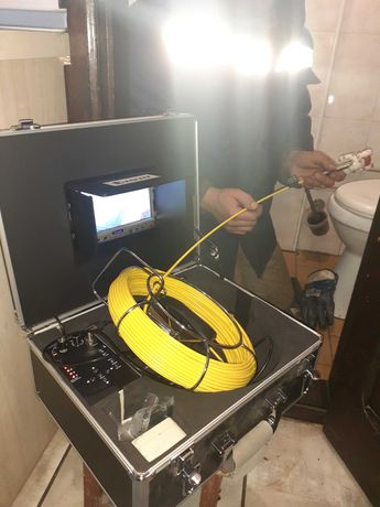 Видеодиагностика трубопроводов