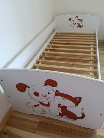 Łóżko dziecięce 80x180