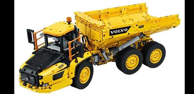 Lego Technic Volvo Hauler 42114 - Original, já montado