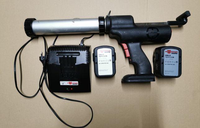 Wyciskacz/pistolet do silikonu Würth akp 310-c power