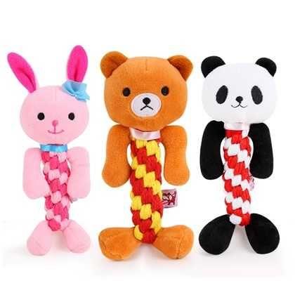 Brinquedos de mastigação para o seu animal cão