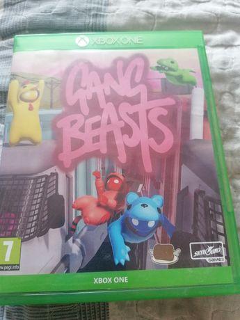 Gra gang beasts xbox one