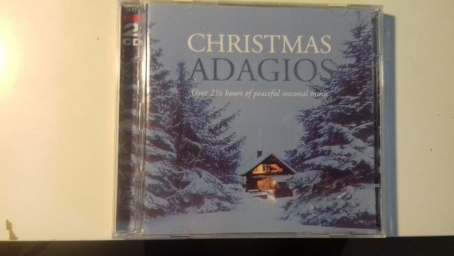 CD Original Christmas Adagios