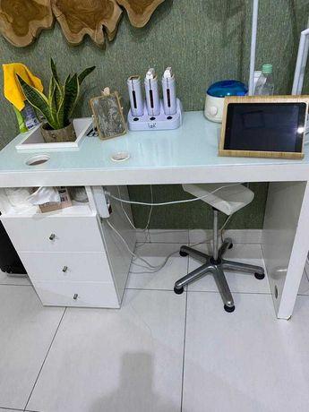 Mesas de manicure