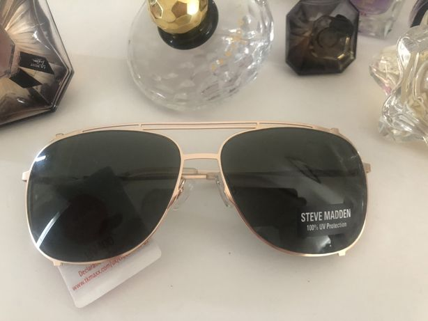 Steve Madden  okulary nowe
