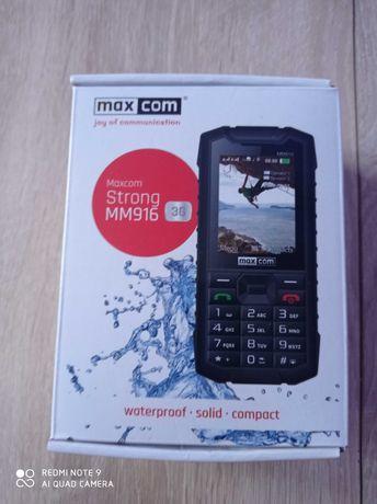 Telefon komórkowy Maxcom Strony MM916